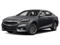 Brief summary of 2017 Kia Cadenza vehicle information