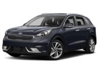 Brief summary of 2017 Kia Niro vehicle information