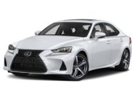 Brief summary of 2017 Lexus IS 350 vehicle information