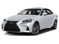 Brief summary of 2017 Lexus IS 200t vehicle information