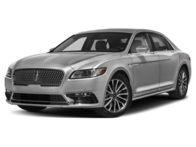 Brief summary of 2017 Lincoln Continental vehicle information