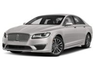 Brief summary of 2017 Lincoln MKZ Hybrid vehicle information