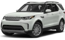 Colors, options and prices for the 2017 Land Rover Discovery