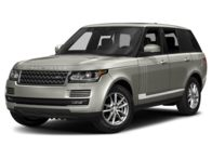 Brief summary of 2018 Land Rover Range Rover vehicle information