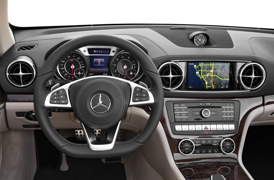 2017 mercedes benz sl 550 reviews specs and prices. Black Bedroom Furniture Sets. Home Design Ideas