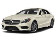 Brief summary of 2017 Mercedes-Benz CLS550 vehicle information