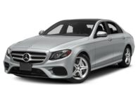 Brief summary of 2018 Mercedes-Benz E-Class vehicle information
