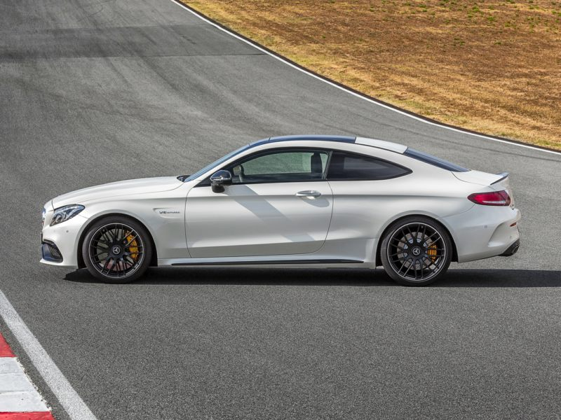 2017 mercedes benz amg c63 reviews specs and prices for Best time of year to buy a mercedes benz