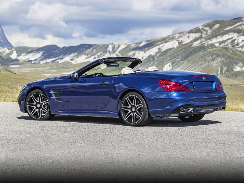 2017 mercedes benz sl 450 reviews specs and prices for Mercedes benz sl price