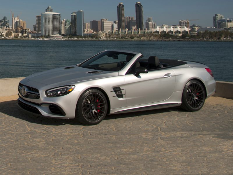 2017 mercedes benz amg sl 63 reviews specs and prices for Mercedes benz 530 sl price