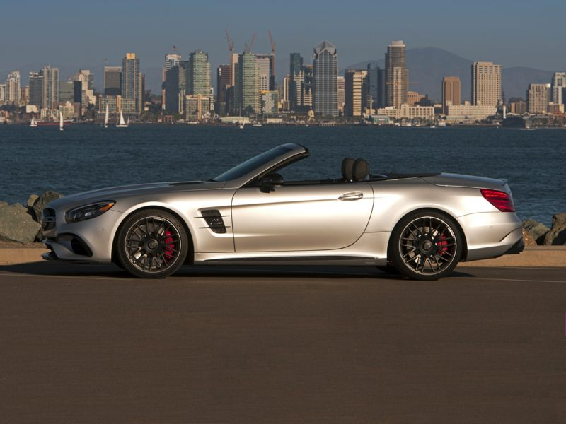 2017 mercedes benz amg sl 63 reviews specs and prices for Mercedes benz sl550 amg price