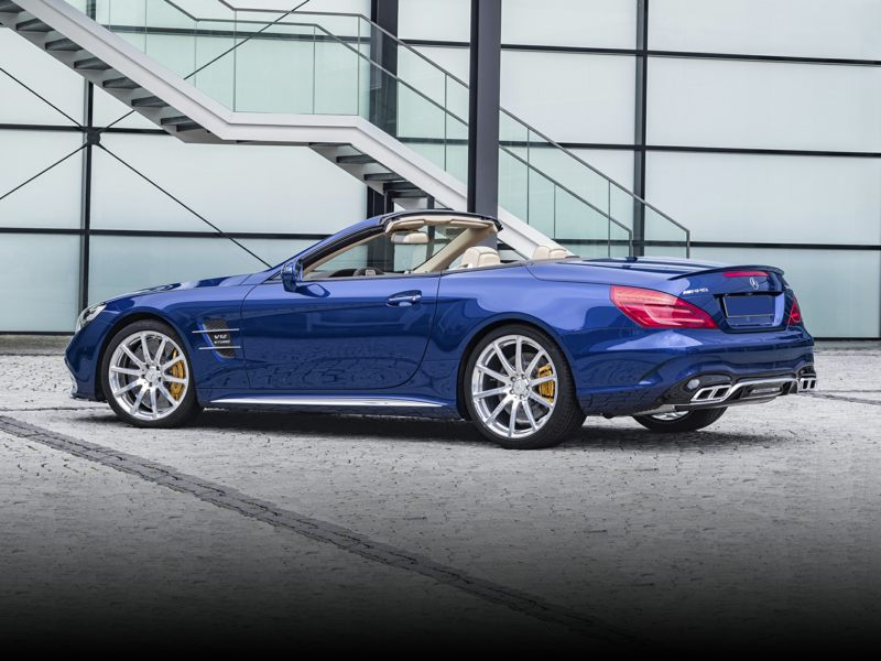 2017 mercedes benz amg sl 65 reviews specs and prices for Best time of year to buy a mercedes benz
