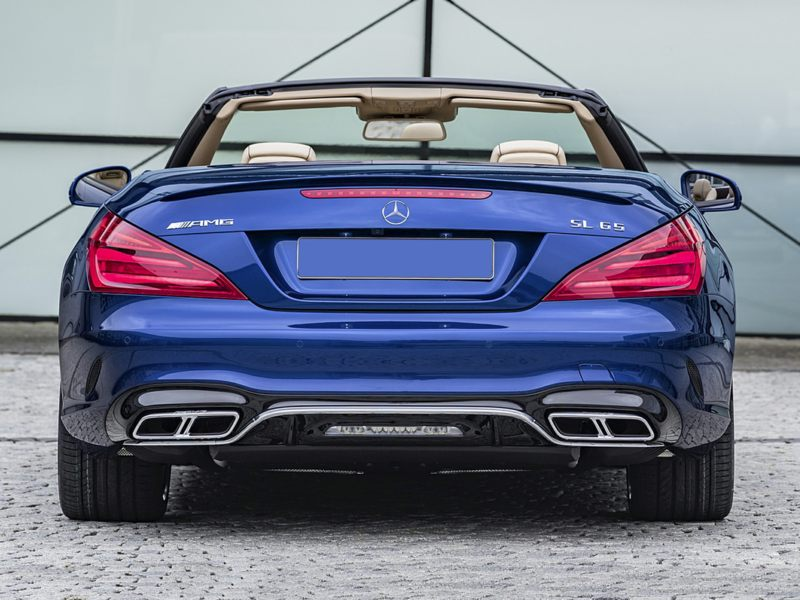 2017 mercedes benz amg sl65 reviews specs and prices for Mercedes benz sl65 amg price