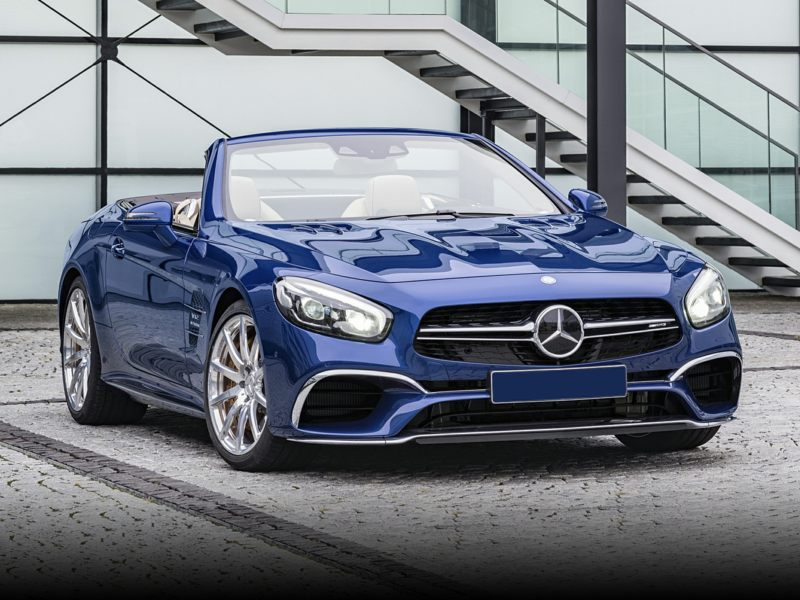 2017 Mercedes Benz Amg Sl65 Reviews Specs And Prices