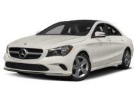 Brief summary of 2017 Mercedes-Benz CLA250 vehicle information