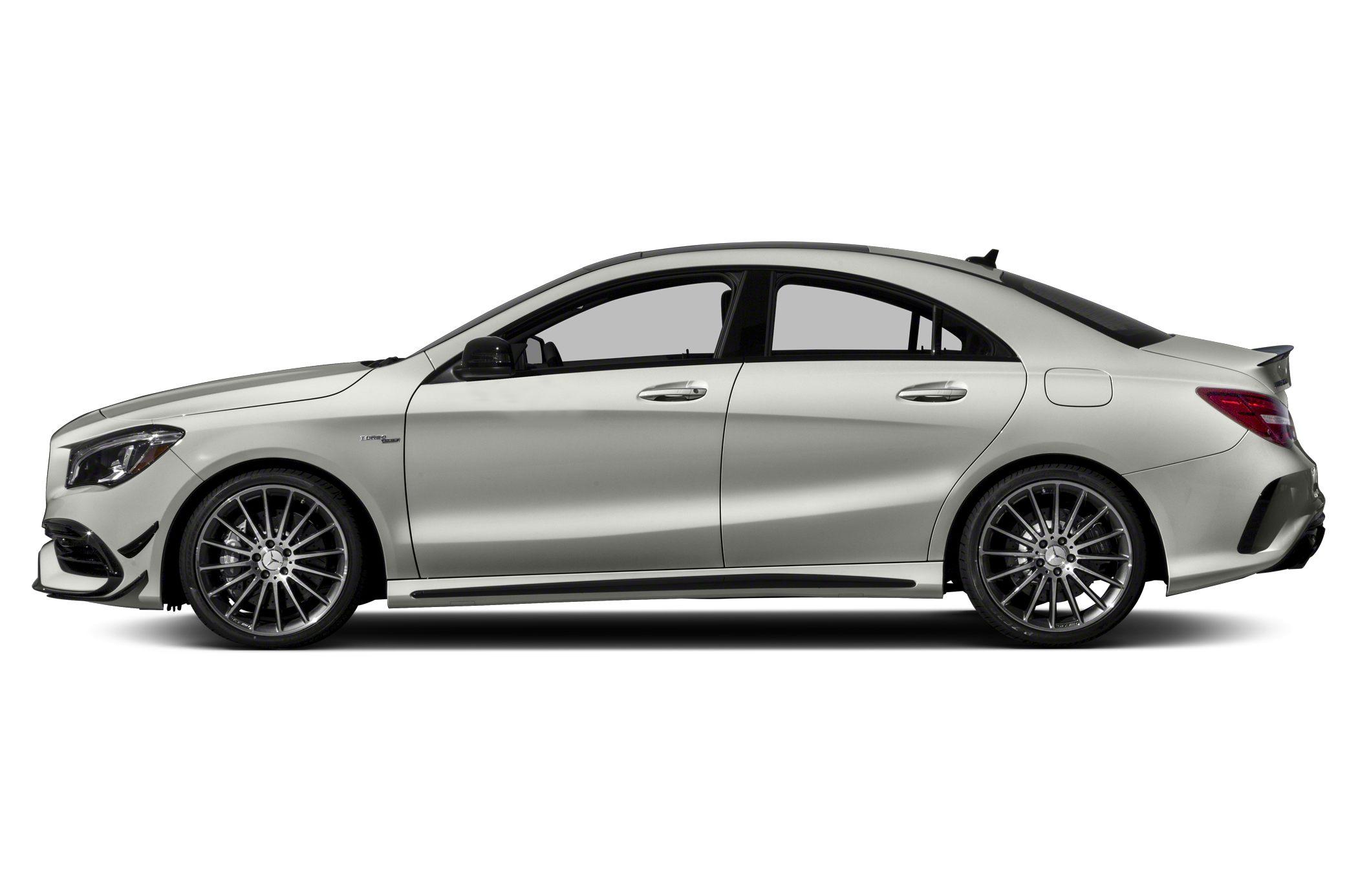 2018 Mercedes Benz Amg Cla 45 Specs Pictures Trims
