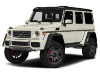 Brief summary of 2017 Mercedes-Benz G550 4x4 Squared vehicle information