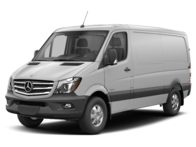 Brief summary of 2018 Mercedes-Benz Sprinter 2500 vehicle information