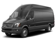 Brief summary of 2018 Mercedes-Benz Sprinter 3500XD vehicle information