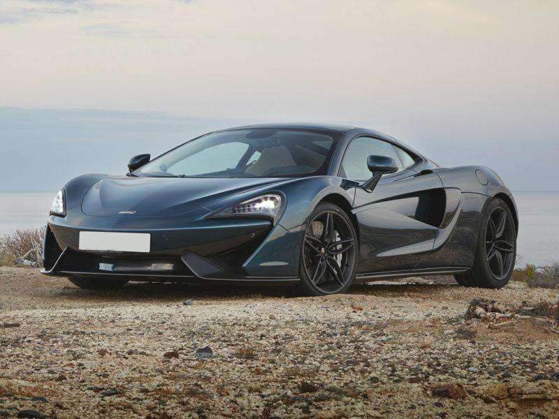 2017 McLaren 570GT Reviews, Specs And Prices