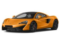 Brief summary of 2017 McLaren 570GT vehicle information