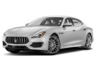Brief summary of 2018 Maserati Quattroporte vehicle information