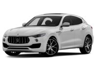 Brief summary of 2017 Maserati Levante vehicle information