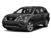 Brief summary of 2017 Nissan Pathfinder vehicle information