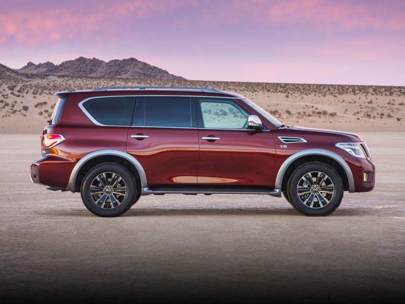 2018 Nissan Armada Reviews, Specs and Prices | Cars.com
