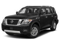 Brief summary of 2017 Nissan Armada vehicle information