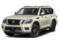 Brief summary of 2017 Nissan Armada vehicle information