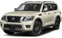 Colors, options and prices for the 2017 Nissan Armada