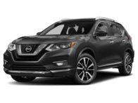 Brief summary of 2017 Nissan Rogue vehicle information