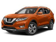 Brief summary of 2016 Nissan Rogue Hybrid vehicle information