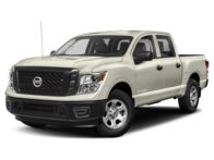 Brief summary of 2017 Nissan Titan vehicle information