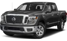 Colors, options and prices for the 2017 Nissan Titan