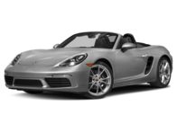 Brief summary of 2017 Porsche 718 Boxster vehicle information