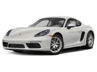 Brief summary of 2017 Porsche 718 Cayman vehicle information
