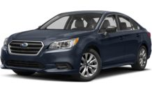Colors, options and prices for the 2016 Subaru Legacy