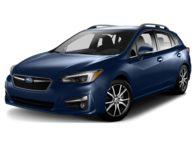 Brief summary of 2017 Subaru Impreza vehicle information