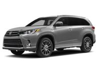Brief summary of 2017 Toyota Highlander vehicle information