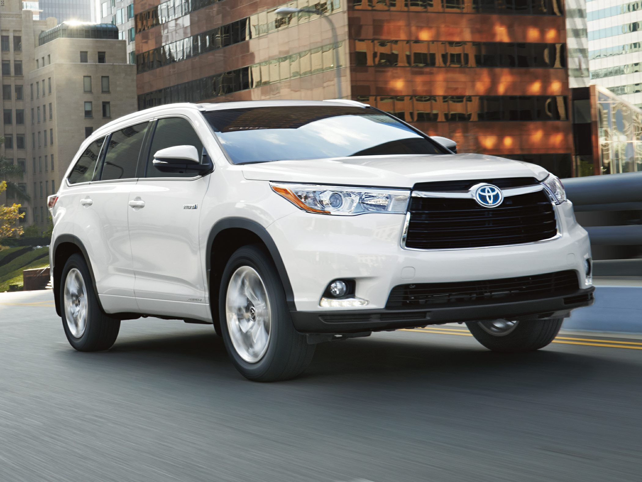 2017 Toyota Highlander Hybrid Reviews Specs And Prices