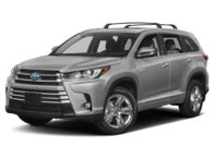 Brief summary of 2017 Toyota Highlander Hybrid vehicle information