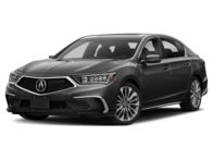 Brief summary of 2018 Acura RLX vehicle information
