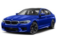 Brief summary of 2018 BMW M5 vehicle information