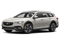 Brief summary of 2018 Buick Regal TourX vehicle information