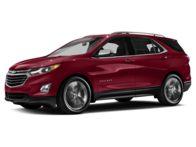 Brief summary of 2018 Chevrolet Equinox vehicle information