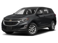 Brief summary of 2018 Chevrolet Equinox vehicle information