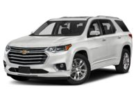 Brief summary of 2018 Chevrolet Traverse vehicle information
