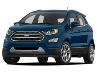 Brief summary of 2018 Ford EcoSport vehicle information